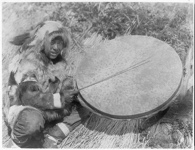 The drummer--Nunivak