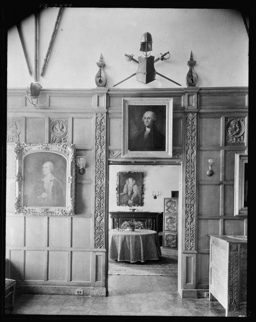 Virginia House, Great Hall, Richmond, Henrico County, Virginia