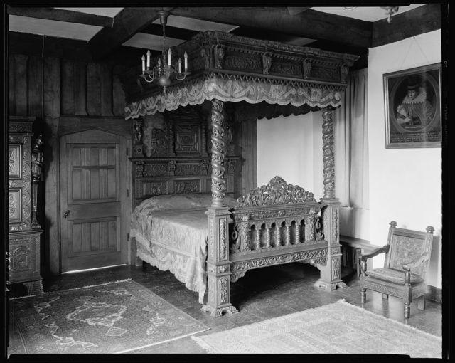 Virginia House, Sulgrave Bedroom, Richmond, Henrico County, Virginia
