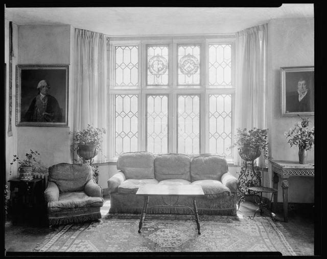 Virginia House, Withdrawing Room, Richmond, Henrico County, Virginia