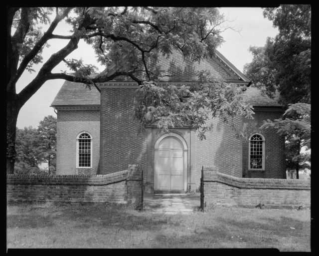 Abingdon Church, White Marsh vic., Gloucester County, Virginia