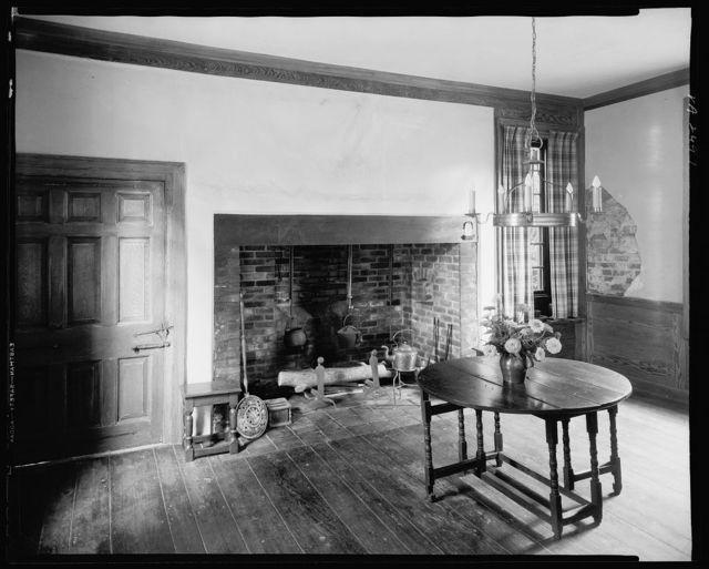 Adam Thoroughgood House, Norfolk vic., Princess Anne County, Virginia