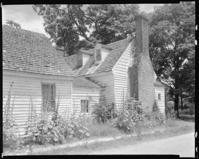 Ailworth Cottage, Accomac Court House, Accomac County, Virginia
