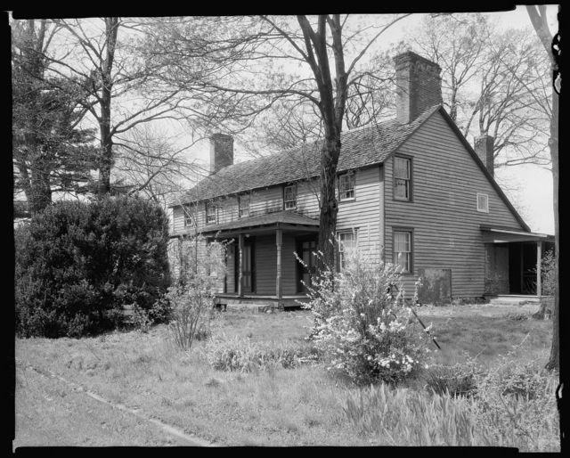 Broadwater House, Fairfax vic., Fairfax County, Virginia