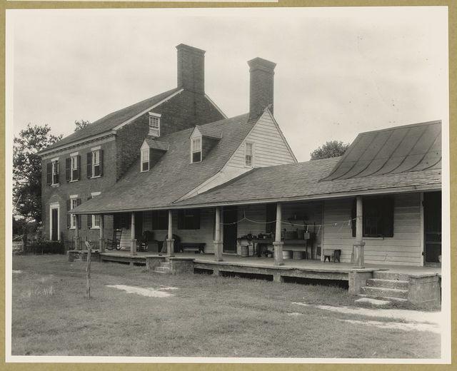 Brownsville, Nassawadox, Northampton County, Virginia