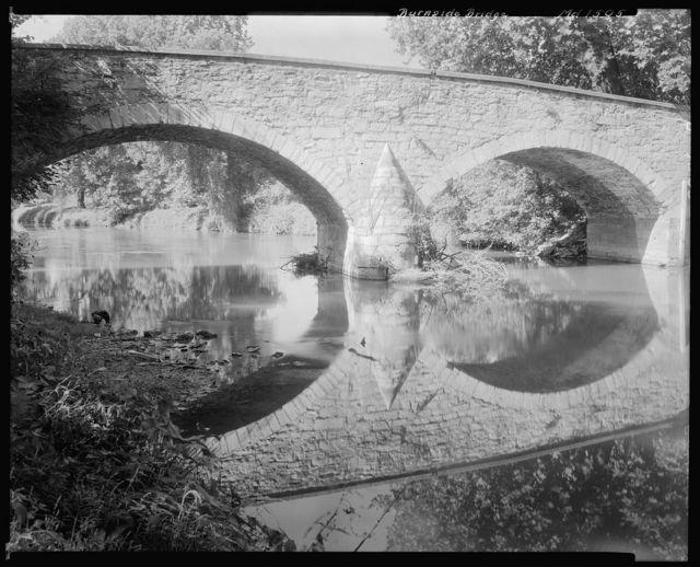 Burnside's Bridge over the Antietem, Washington County, Maryland