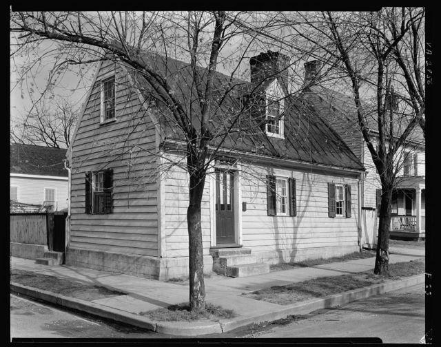 Cabin, Princess Elizabeth Street, Fredericksburg, Virginia