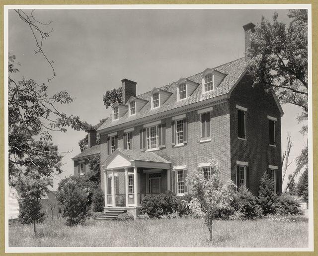 Cessford, Eastville, Northampton County, Virginia