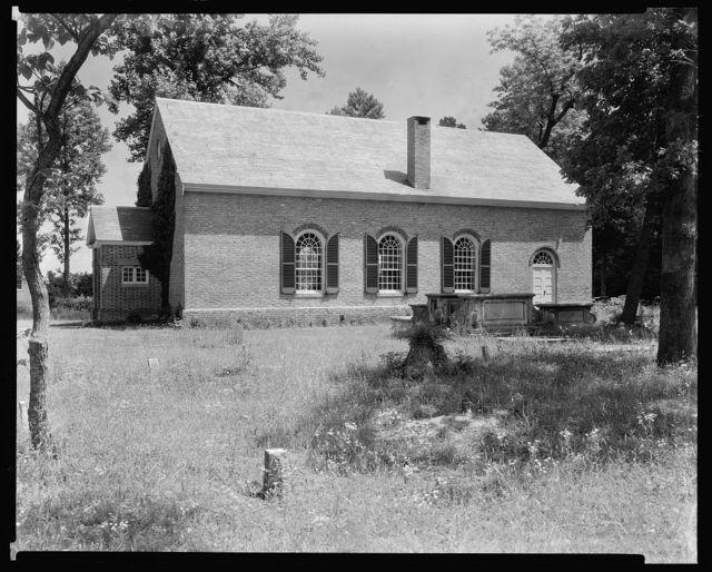 Christ Church, Saluda vic., Middlesex County, Virginia