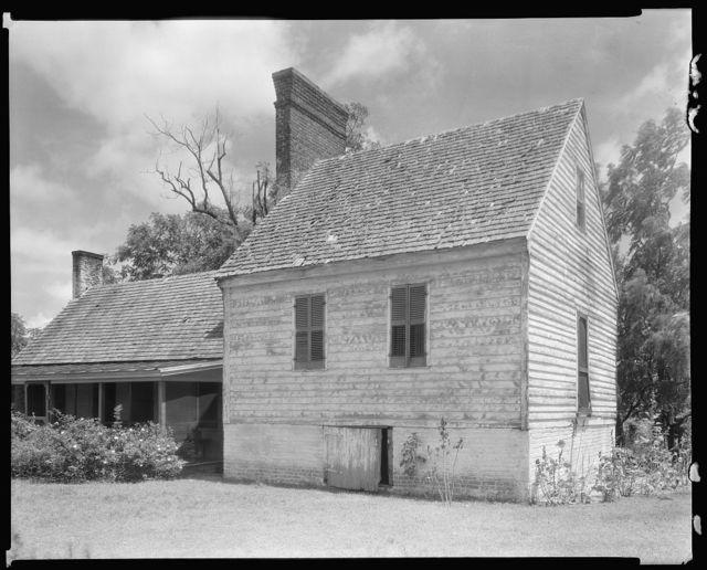 Coard Farm House, Greenbush vic., Accomac County, Virginia