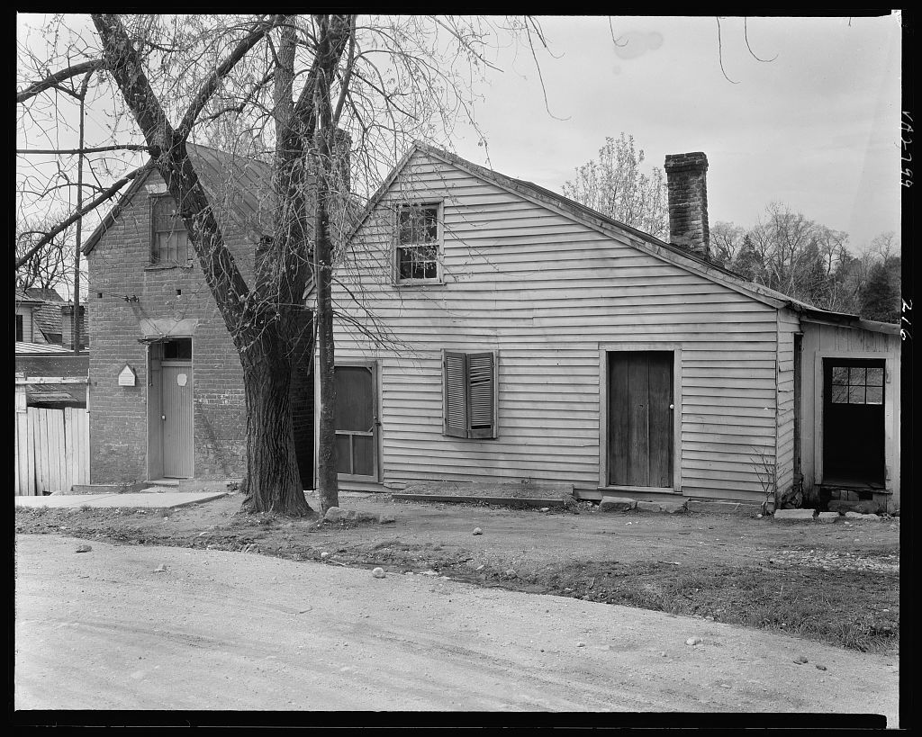 Courthouse of Township, Falmouth, Stafford County, Virginia
