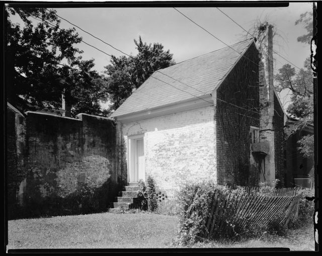 Debtor's Prison, Eastville Court house, Eastville, Northampton County, Virginia