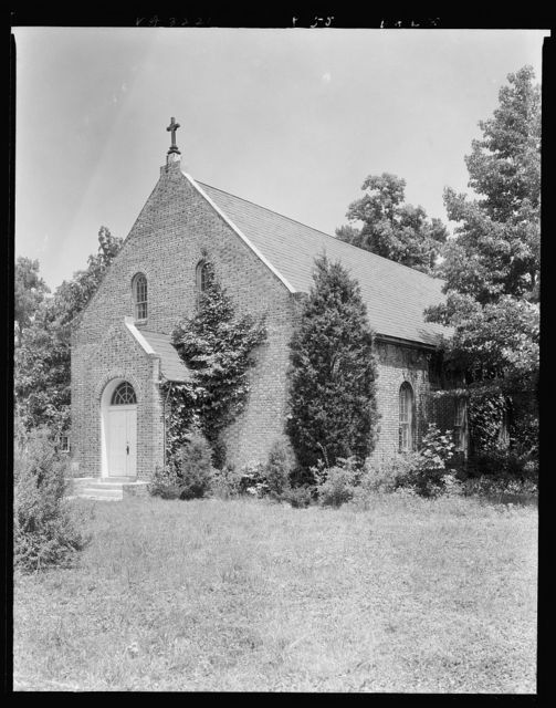 Donation Church, Lynnhaven Parish, Norfolk, Norfolk vic., Princess Anne County, Virginia