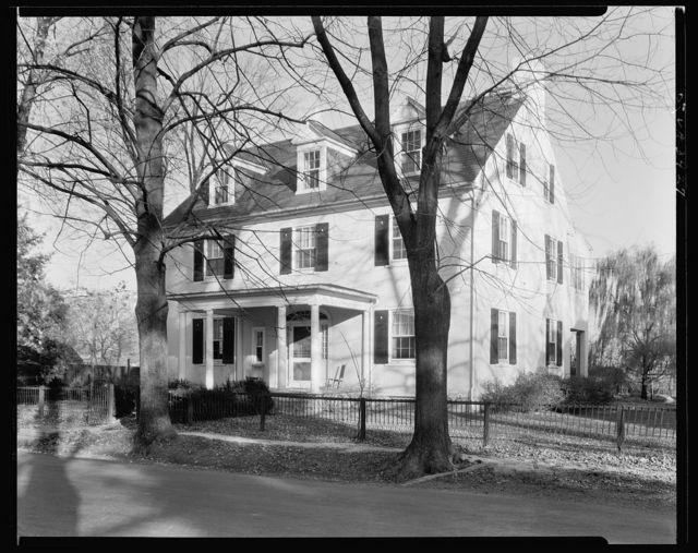 E. Marshall Rust Home, 320 North King Street, Leesburg, Loudoun County, Virginia