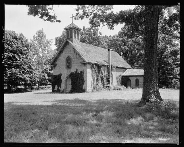 Eastern Shore Chapel, East Lynnhaven Parish, Virginia Beach vic., Princess Anne County, Virginia
