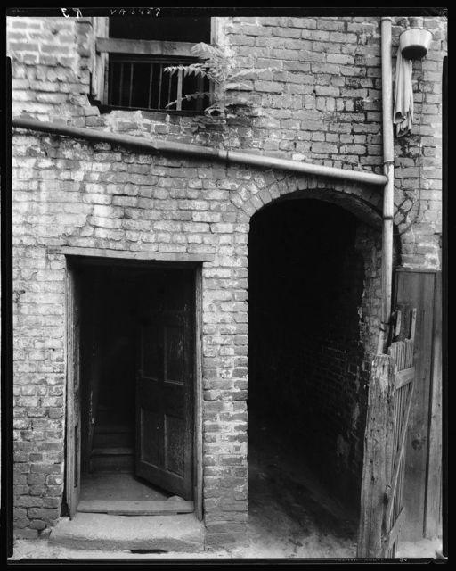 Edgar Allen Poe's mother's house, Richmond, Henrico County, Virginia