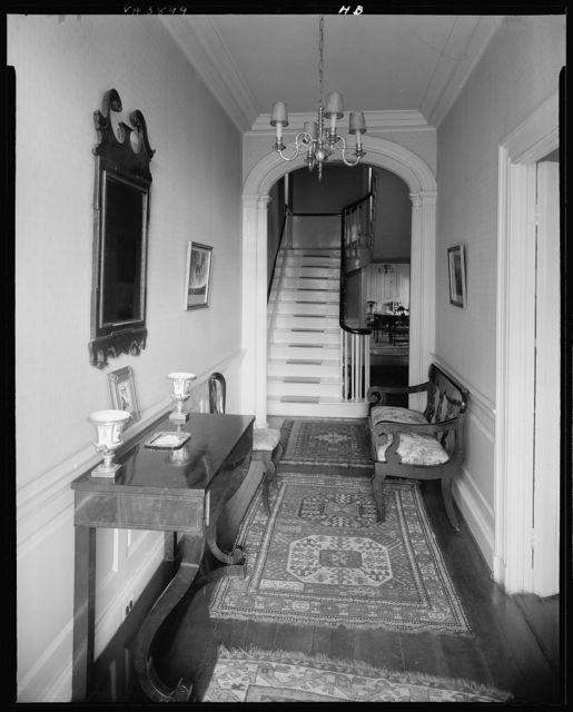 Fairfax-Moore-Montague House, 207 Prince Street, Alexandria, Virginia