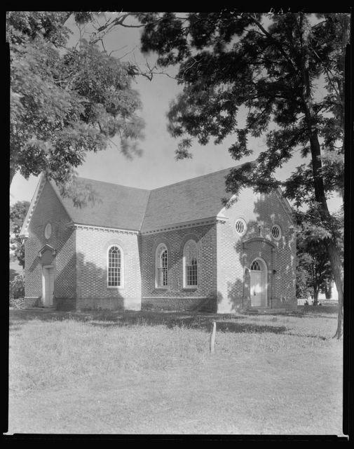 Farnham Church, North Farnham Parish, Farnham, Richmond County, Virginia