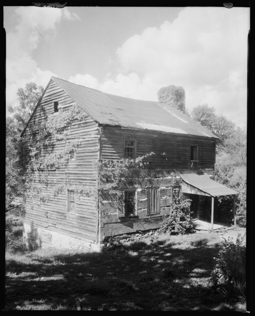 Garst Log Fort, Roanoke County, Virginia