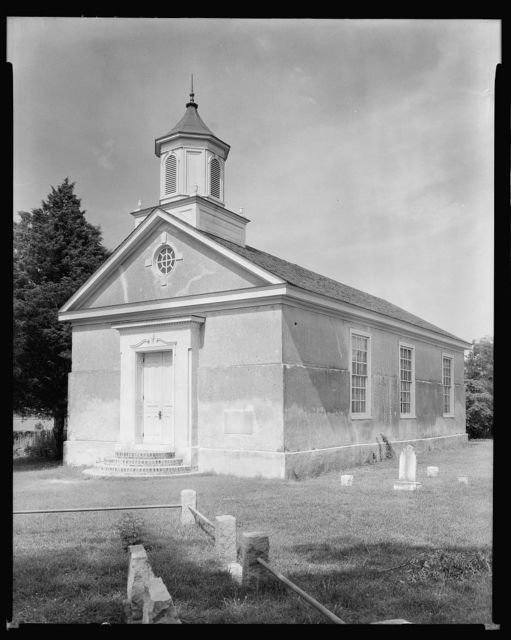 Grace Church, York-Hampton Parish, Yorktown, York County, Virginia