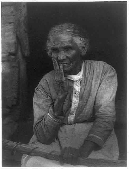 "[""Granny"" Minton, near Abingdon, Va.]"