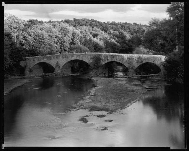 Green Castle Bridge over the Conococheague, Washington County, Maryland