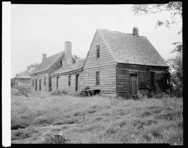 Greenway, Charles City County, Virginia