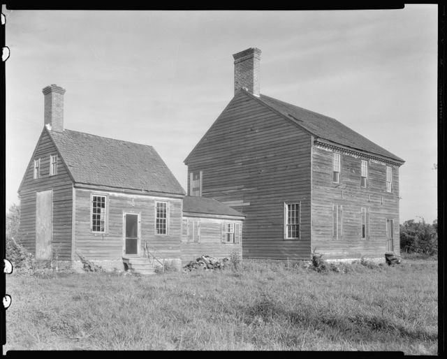 Hedrick Farm, Craddockville, Accomac County, Virginia