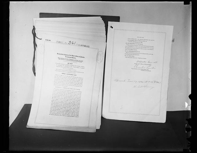 [HR 2667, Public No. 361, 71st Congress, Approved June 17, 1930. Washington, D.C.]