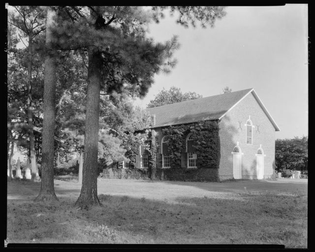 Hungar's Church, Eastville vic., Northampton County, Virginia