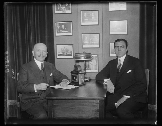 J.H. Van Royen, Netherlands and Rep. Hamil. Fish