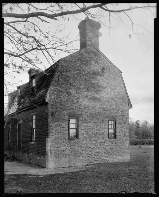 Jonathan Woodhouse Plantation, Princess Anne County, Virginia