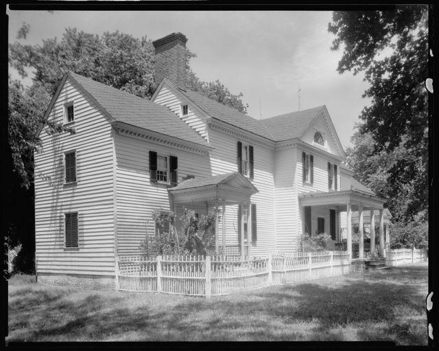 Kendall Grove, Eastville, Northampton County, Virginia