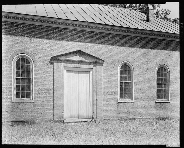 Lamb's Creek Church, Comorn vic., King George County, Virginia