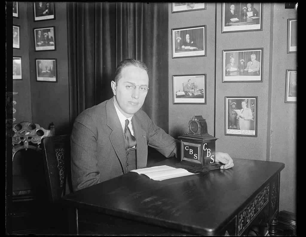 Mr. Stokely, Science Service (CBS)