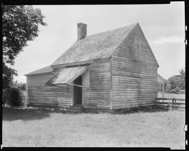 Mt. Custis, Accomac vic., Accomac County, Virginia