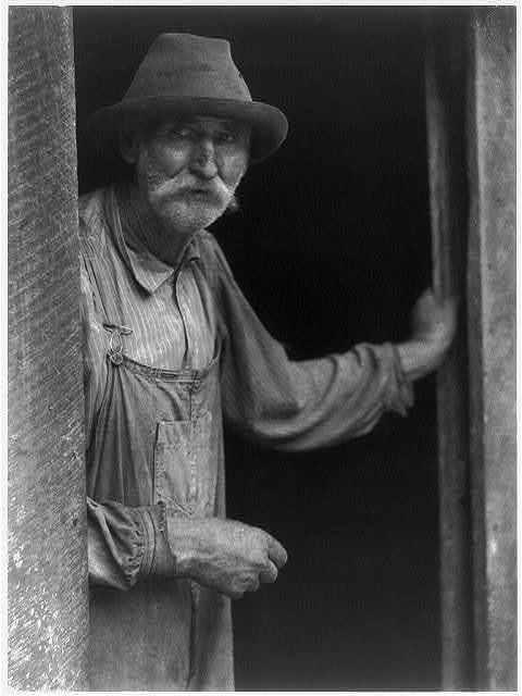 Newt Mann. Prosperous famer, Nircassin Gap, Washington County, Va.