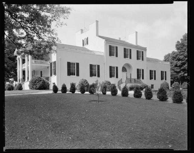 Oak Hill, Aldie vic., Loudoun County, Virginia