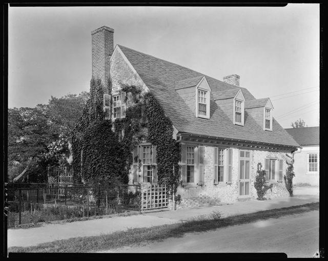 Paul Cottage, Yorktown, York County, Virginia