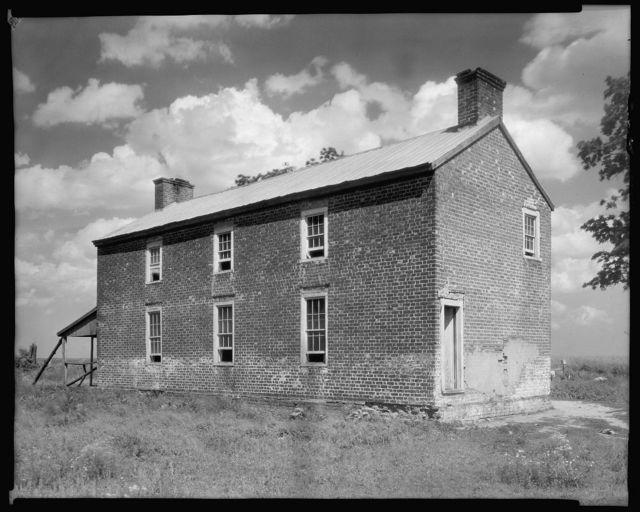 Peckatone, kitchen, Westmoreland County, Virginia