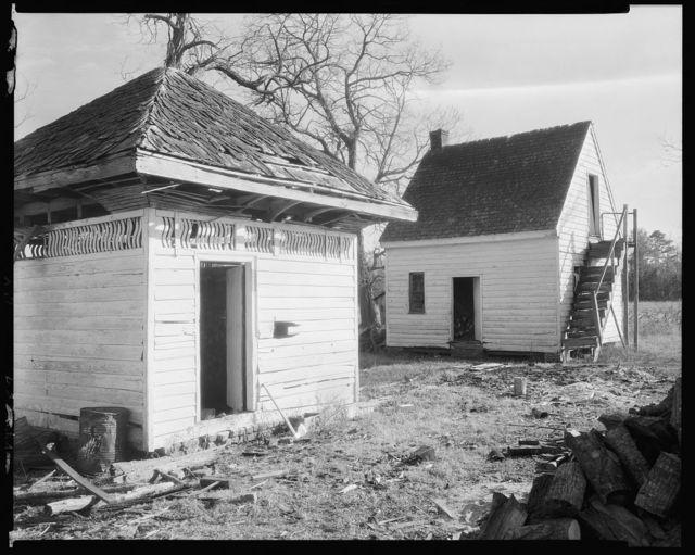 Poor Farm, Poquoson, Warwick County, Virginia