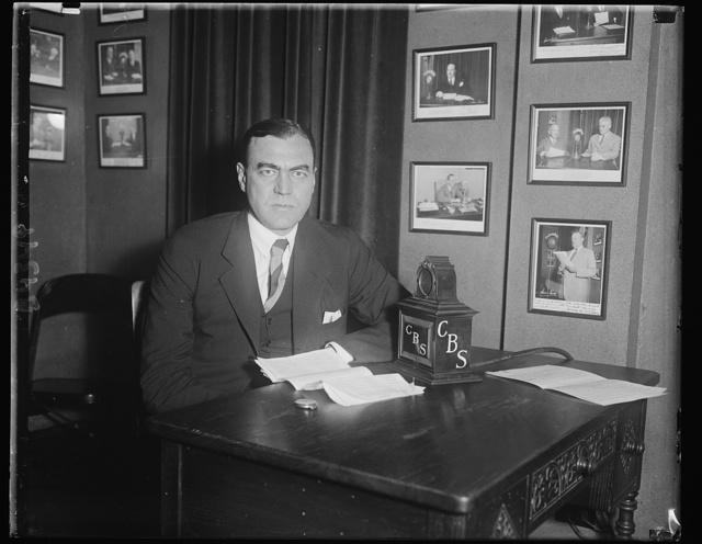 Rep. Ham Fish of New York (CBS)