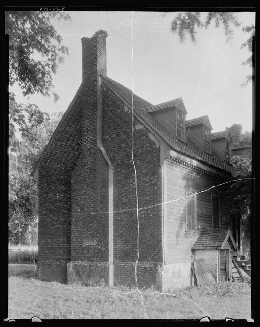 Rogers House, Craddockville, Accomac County, Virginia
