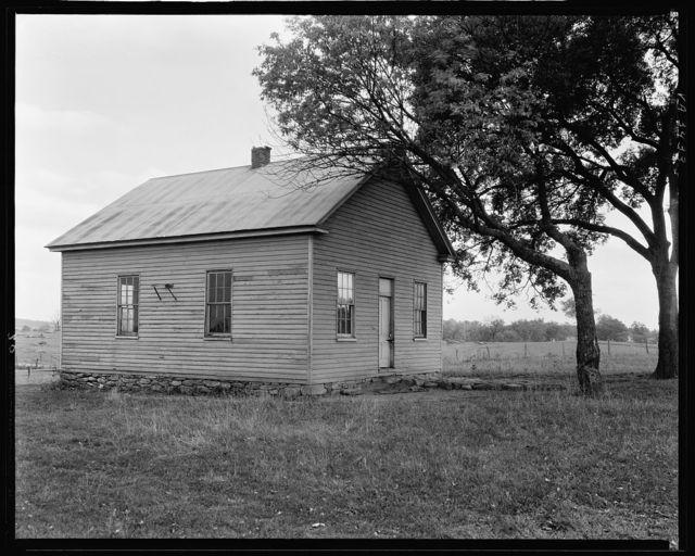 School House, Leesburg, Loudoun County, Virginia