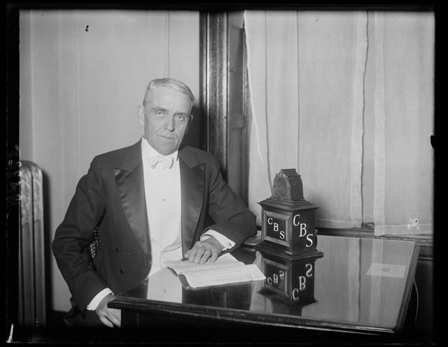 Sen. Arthur Caffer of Kansas (CBS)