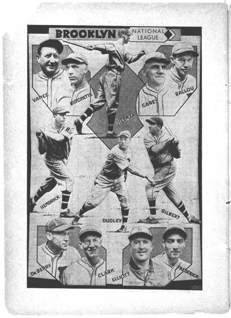 Spalding's official base ball guide, 1930
