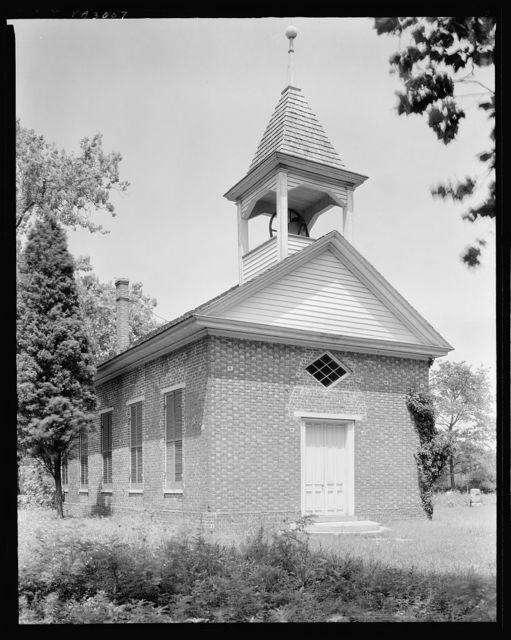St. George's Church, Pungoteague vic., Accomac County, Virginia