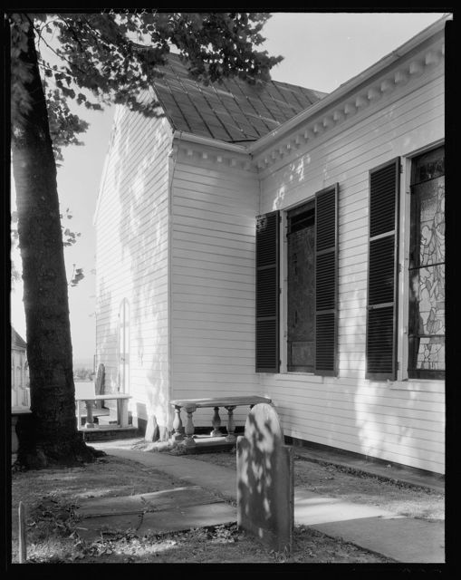 St. John's Church, Richmond, Henrico County, Virginia