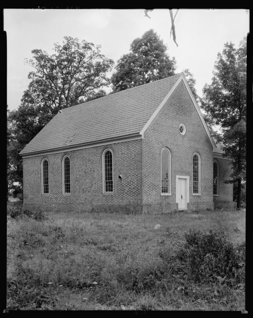 St. John's Church, West Point vic., King William County, Virginia