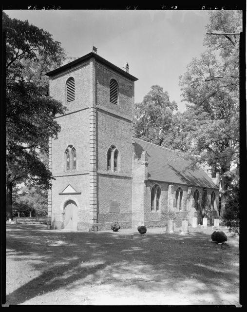 St. Luke's Church, Smithfield vic., Isle of Wight County, Virginia